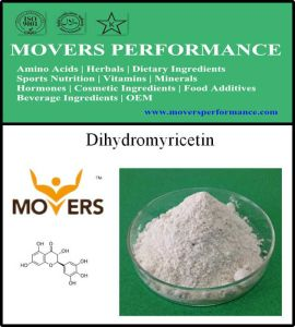 Supply High Quality Nutrition Supplement Dihydromyricetin 98% pictures & photos