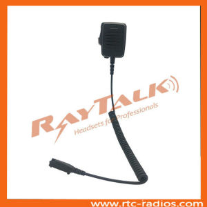Heavy Duty Remote Speaker Microphone for Sepura STP8000/STP9000 pictures & photos