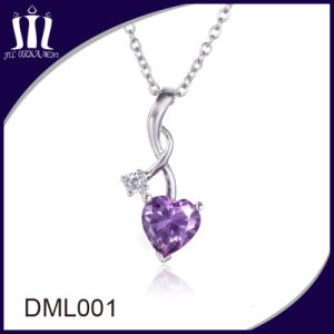 925 Sterling Silver Jewelry Pendant Necklace pictures & photos
