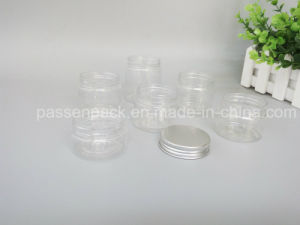 Small Round Plastic Jar for Cosmetic Cream Packaging (PPC-PPJ-30) pictures & photos