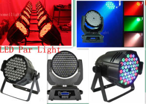 54X3w Hight Bright LED PAR Light for Stage Decoration Effect Light pictures & photos