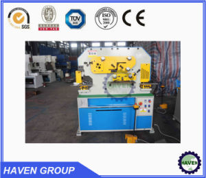 Hydraulic Combined Punching & Shearing Machine pictures & photos
