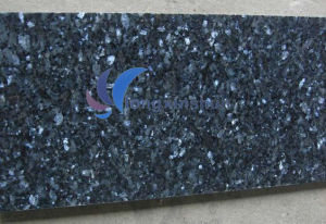 Polished Natural Blue Pearl Floor Tile pictures & photos