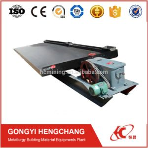High Recovery Rate Gold Separating Machine Mining Shake Table Concentrator pictures & photos
