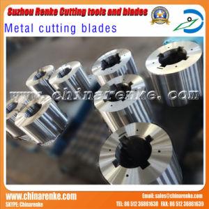 Metal Cutting Pendulum Shear Knives pictures & photos