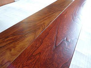 C&L Mahogany Color Elm Solid Wood Flooring