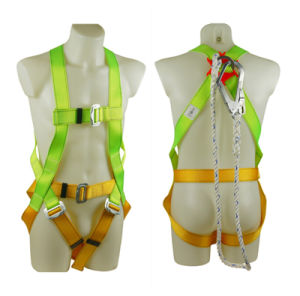 Fullbody Harness Safety Harness Safety Belt Work Harness pictures & photos