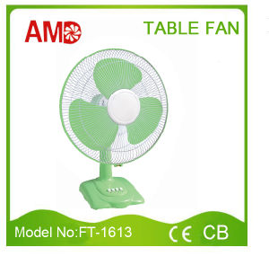 Hot-Selling Good Quality Table Fan with CB Ce Certificate (FT-1613) pictures & photos