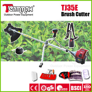 Kawasaki Engine Brush Cutter 34.5cc with Bicycle Handle pictures & photos