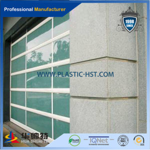 Waterproof Embossed Solid Sheet, /Polycarbonate Solid Sheet pictures & photos
