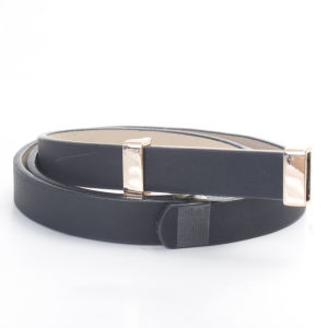 Gussaci Top Quality OEM ODM Design PU Leather Women Waist Belt
