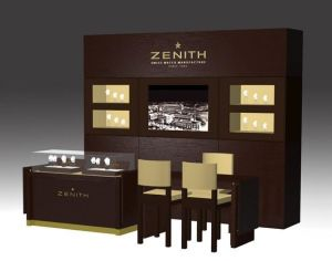 Luxury Design Retail Watch Store MDF Glass Furniture pictures & photos