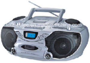 DVD CD MP3 Cassette Player Boombox Combo pictures & photos