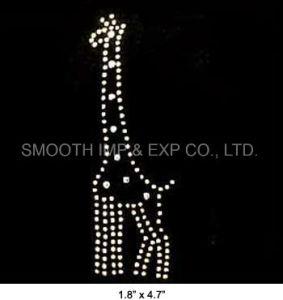 Wholesale Fashion Peafowl Custom Brand Logo Letter Transfer Garment Accessory pictures & photos