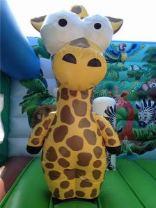 Kids Small Inflatable Jungle Jumping Bouncer pictures & photos