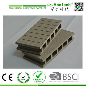 WPC Decking/ Wood Plastic Composite Decking / Flooring pictures & photos
