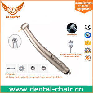Mini Head High Speed Handpiece with Ce ISO pictures & photos