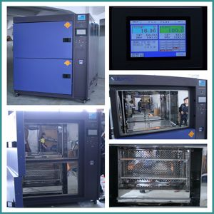Thermal Testing of Electronics Shock Testing Machine pictures & photos