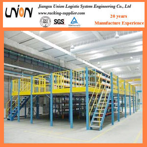 Industrial Space-Saving Mezzanine Steel Platform pictures & photos