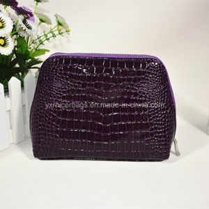 Lady PU Bulk Cosmetic Bags Cheap Wholesale Makeup Bags pictures & photos