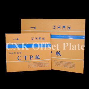 High Resolution Quality Thermal CTP Plates pictures & photos