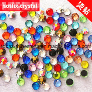 Factory Sale China Hot Fix Rhinestone for Decorate (ss10/A Grade) pictures & photos