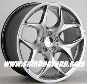 F665501 Hyper Black for BMW Replica Car Alloy Rims pictures & photos