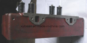 Casting Iron Cylinder Head for Russia Yamz T130 Engine Block pictures & photos