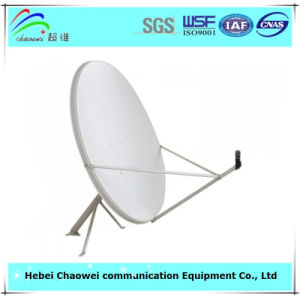 Offset Satelltie Dish Antenna 90cm TV Receiver pictures & photos