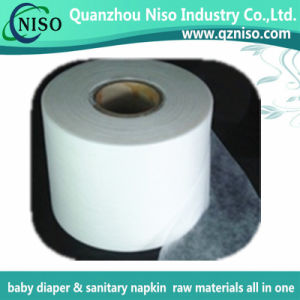 Spunbond Hydrophilic Nonwoven Products Fabric for Baby Diaper Adult Diaper Topsheet pictures & photos