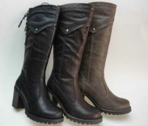 High Fashion Womne Boots with Strap