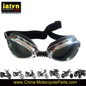 4481036 Fashionable ABS Harley Type Goggles for Motorcycle pictures & photos