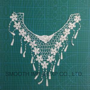 Wholesale Fashion Neckline Crochet Embroidery Lace Collar Tassel Garment Accessory pictures & photos