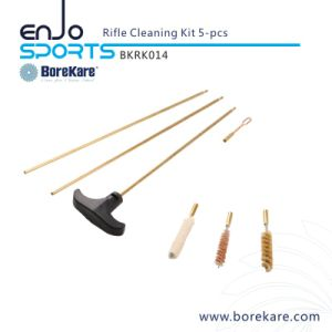 Hunting Military 5-PCS Hunting Rifle Cleaning Kit pictures & photos