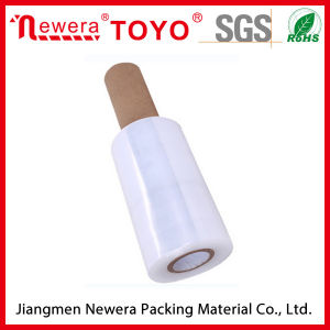 Transparent Soft Packaging Hand Use LLDPE Plastic Cast Stretch Film pictures & photos