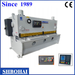 Hydraulic Steel Guillotine Shearing Machine Model QC11y/K 6 X 2500 pictures & photos