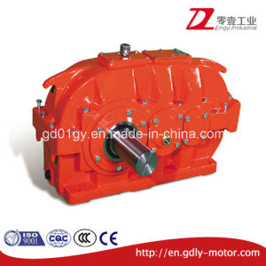 High Efficiency Cylindrical Gear Speed Reducer for Conveyor Belt pictures & photos