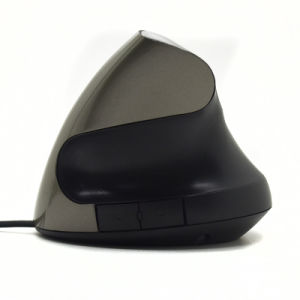 Vertical Wired Ergonomic Healthy Prevent Wrist USB Computer Optical Mouse pictures & photos