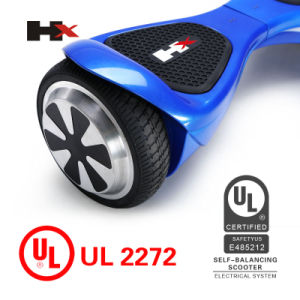 UL2272 Hoverboard Fire Proof Shell with Bluetooth 8 Inch Tire Self Balancing Scooter pictures & photos