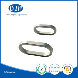 Ni-Coating Special Size Sintered NdFeB Magnet (DOM-002) pictures & photos