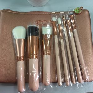 Super High Quality Makeup Tool Zoeva Rose-Golden Cosmetic Brush Set 8PCS pictures & photos