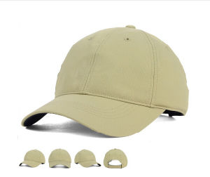 Classics Sport Apricot Polyester Golf Caps pictures & photos