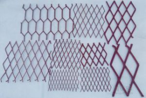 High Quality Decorative Aluminum Expanded Mesh for Building Facade Anping Factory pictures & photos