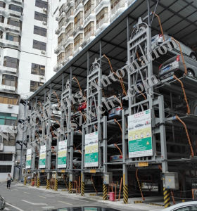 Rotary Parking System pictures & photos