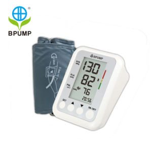 Electronic Blood Pressure Monitor for Health Care