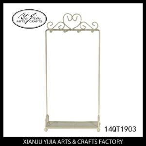 Metal Crafts Necklace Hanging Rack for Decoration