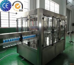Factory Supply Suda Water Filling Line pictures & photos