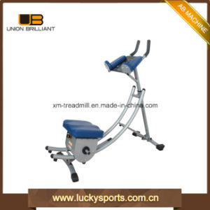 Home Abdominal Trainer Crunch Machine Gym Equipment Ab Coaster Flex pictures & photos