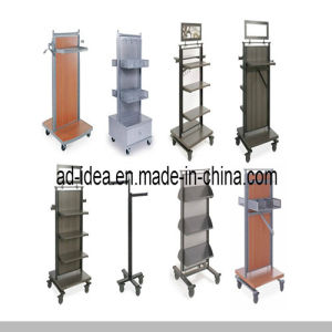 Top Metal Clothes Display Shelf /Exhibition Stand for Garment (GARMENT-1116) pictures & photos