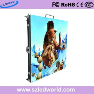 Indoor/Outdoor Rental Full Color LED Stage Lighting Display Screen (P3.91, P4.81, P5.95, P6.25) pictures & photos